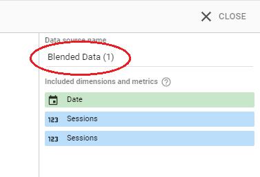 Rename data blend